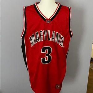 Maryland Terps Mens Jersey